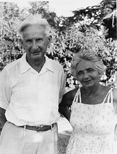 Harry und Grete Heller, 1965