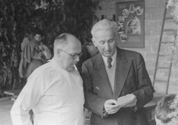 Dr. Nathan und Dr. Heller